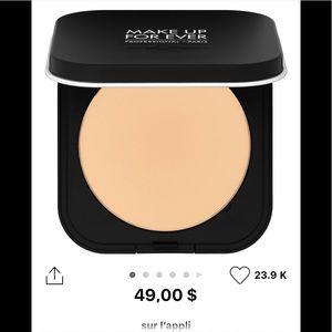 Make up forever micro finishing HD powder